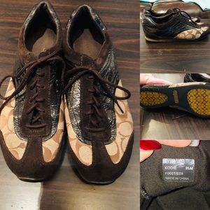Women's Coach Kodie shoes